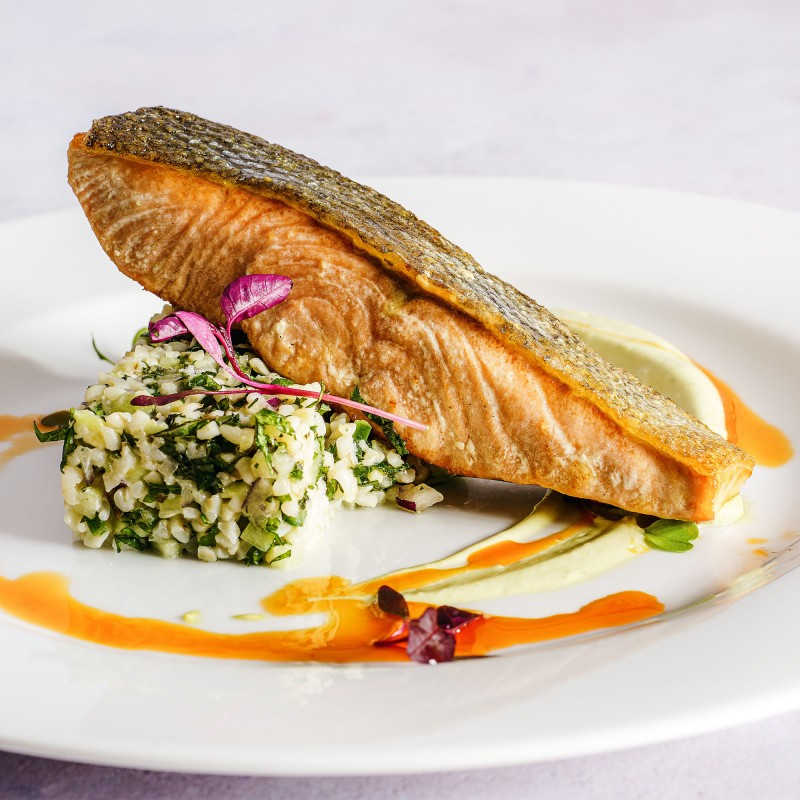 Selezione a tutto pasto: pesce