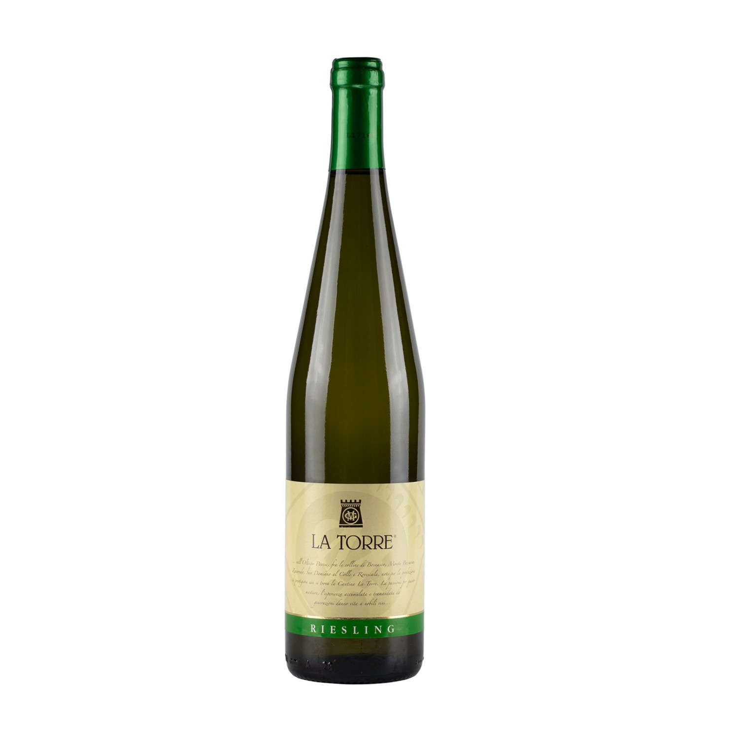 Riesling dell'Oltrepò Pavese DOC – Frizzante